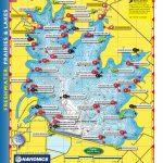 Texas Lakes And Bays Part 2Texas Fish & Game   Issuu   Texas Fishing Hot Spots Maps