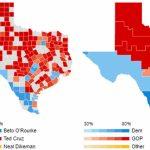 Texas Live Voting Resultscounty, Precinct   Nbc 5 Dallas Fort Worth   Map Beto For Texas