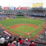 Texas Rangers Globe Life Park Seating Chart & Interactive Map   Texas Rangers Seat Map