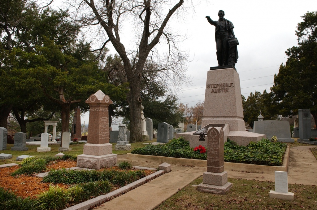 Texas State Cemetery Map   Business Ideas 2013 - Texas State Cemetery Map