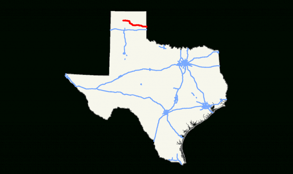 Texas State Highway 152 - Wikipedia - Dumas Texas Map