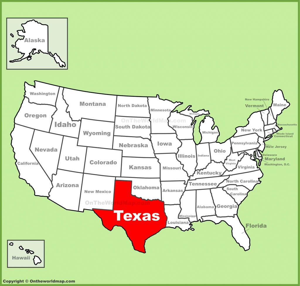 Texas State Maps | Usa | Maps Of Texas (Tx) - College Station Texas Map