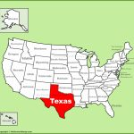 Texas State Maps | Usa | Maps Of Texas (Tx)   Show Me A Map Of Texas Usa