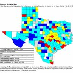 Texas Statewide Influenza Map Week5 2019   Best Texas Er Open 24/7   Texas Flu Map 2017