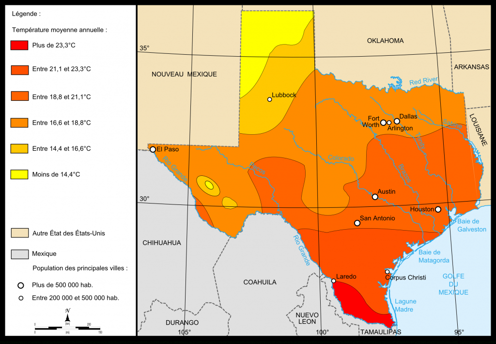 Texas Temperature Map | Business Ideas 2013 - Texas Temperature Map