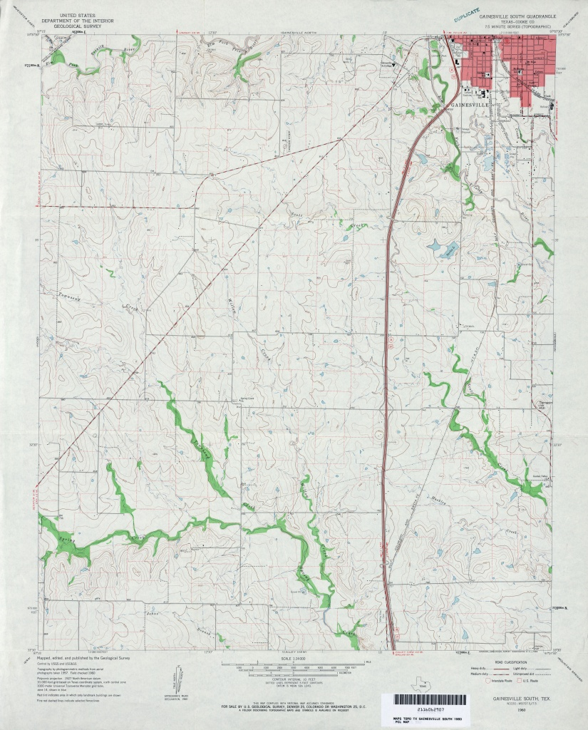 Texas Topographic Maps - Perry-Castañeda Map Collection - Ut Library - Giddings Texas Map