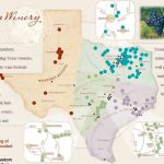 Texas Wine Regions Map | Wine Regions In 2019 | Wine, Wines, Texas   Texas Hill Country Wineries Map