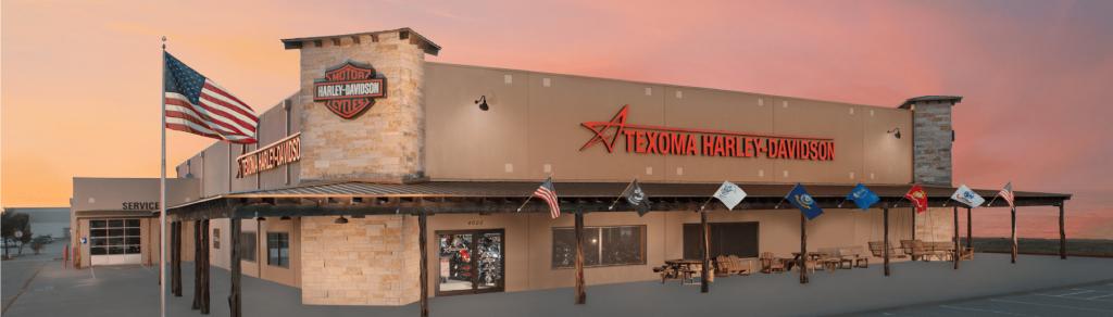 Texoma Harley-Davidson® | Sherman & Gainesville Tx | Harley® Dealer - Texas Harley Davidson Dealers Map