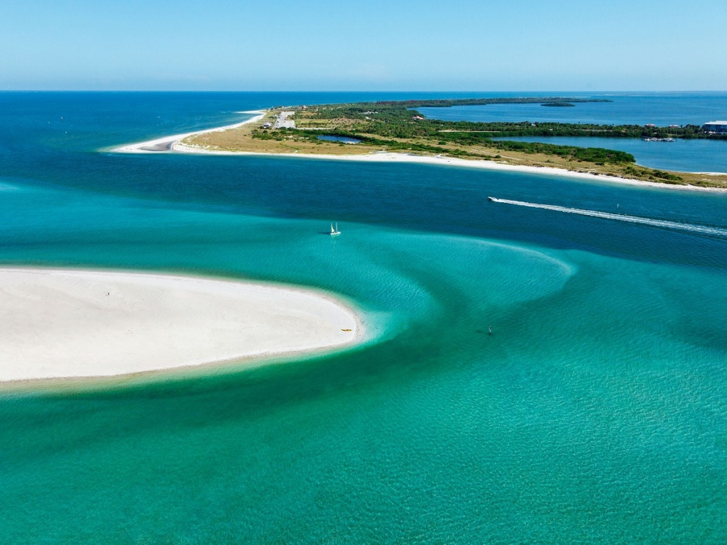 The 15 Best Beaches In Florida - Condé Nast Traveler - Map Of Best Beaches In Florida