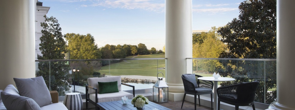The Ballantyne, A Luxury Collection Hotel, Charlotte - Spg Hotels California Map
