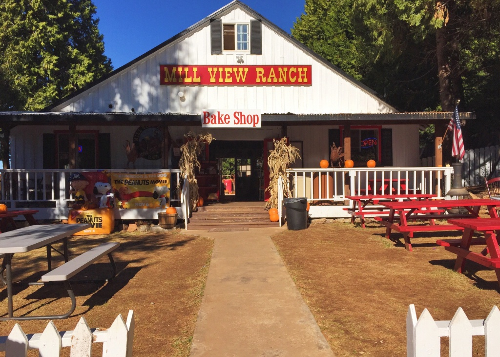 The Best Fall Treats And Activities In Apple Hill, California - A - Apple Hill Printable Map