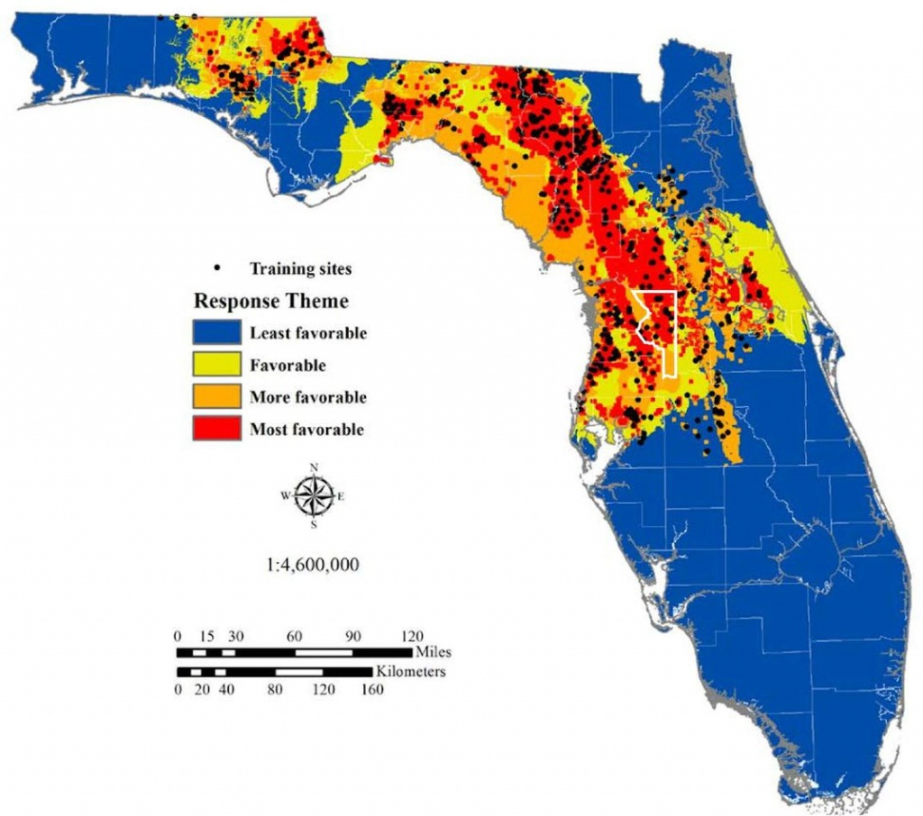 The Science Behind Florida's Sinkhole Epidemic | Science | Smithsonian - The Villages Florida Map