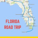 The Ultimate Florida Road Trip: 31 Places Not To Miss | Y Travel   Map Of Northwest Florida Beaches