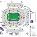 Tiger Stadium Seating Chart   Lsusports   The Official Web Site   University Of Texas Stadium Seating Map