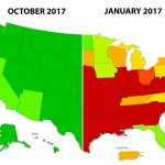 Time Lapse Map Shows How Texas Helped Get Everyone Sick   Houston   Texas Flu Map 2017