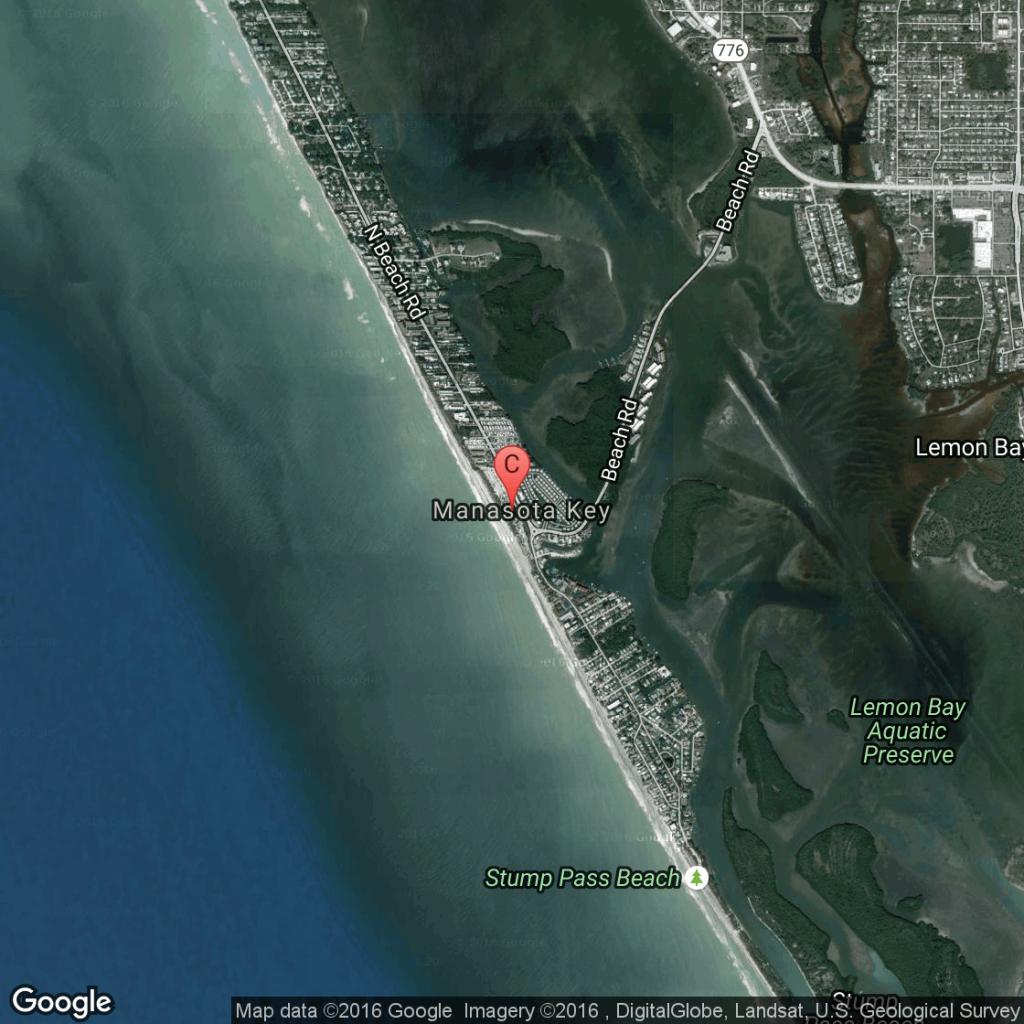 Tourism In Englewood, Florida | Usa Today - Manasota Key Florida Map
