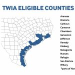 Twia   Office Of Public Insurance Counsel   Texas Windstorm Map Harris County