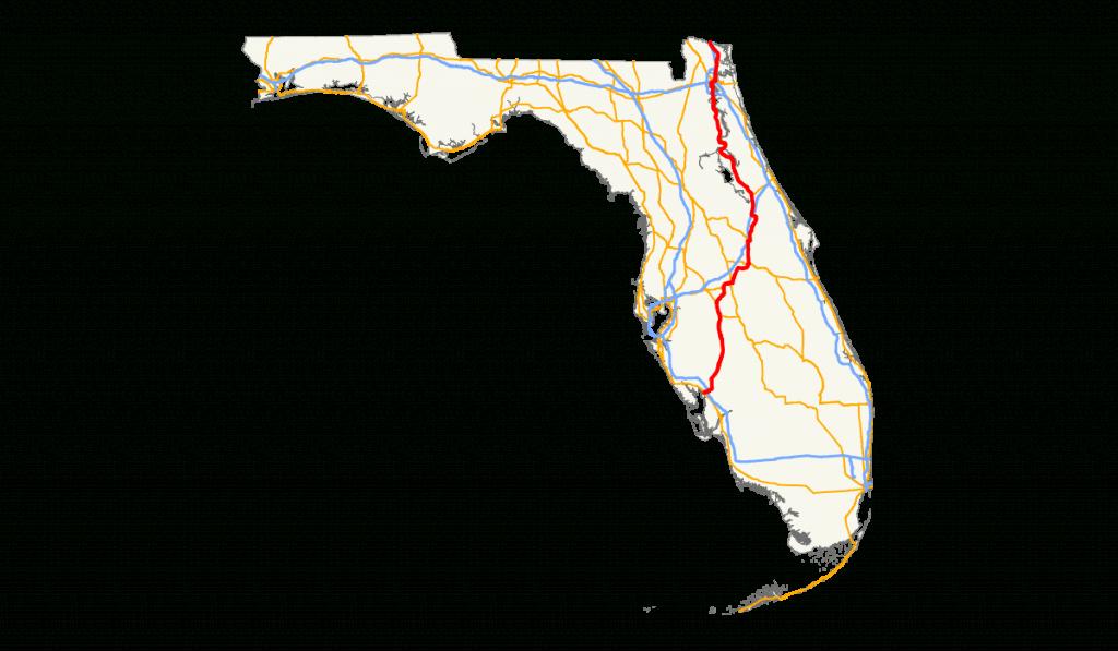 U.s. Route 17 In Florida - Wikipedia - Bowling Green Florida Map