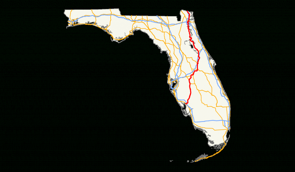U.s. Route 17 In Florida - Wikipedia - Port St John Florida Map