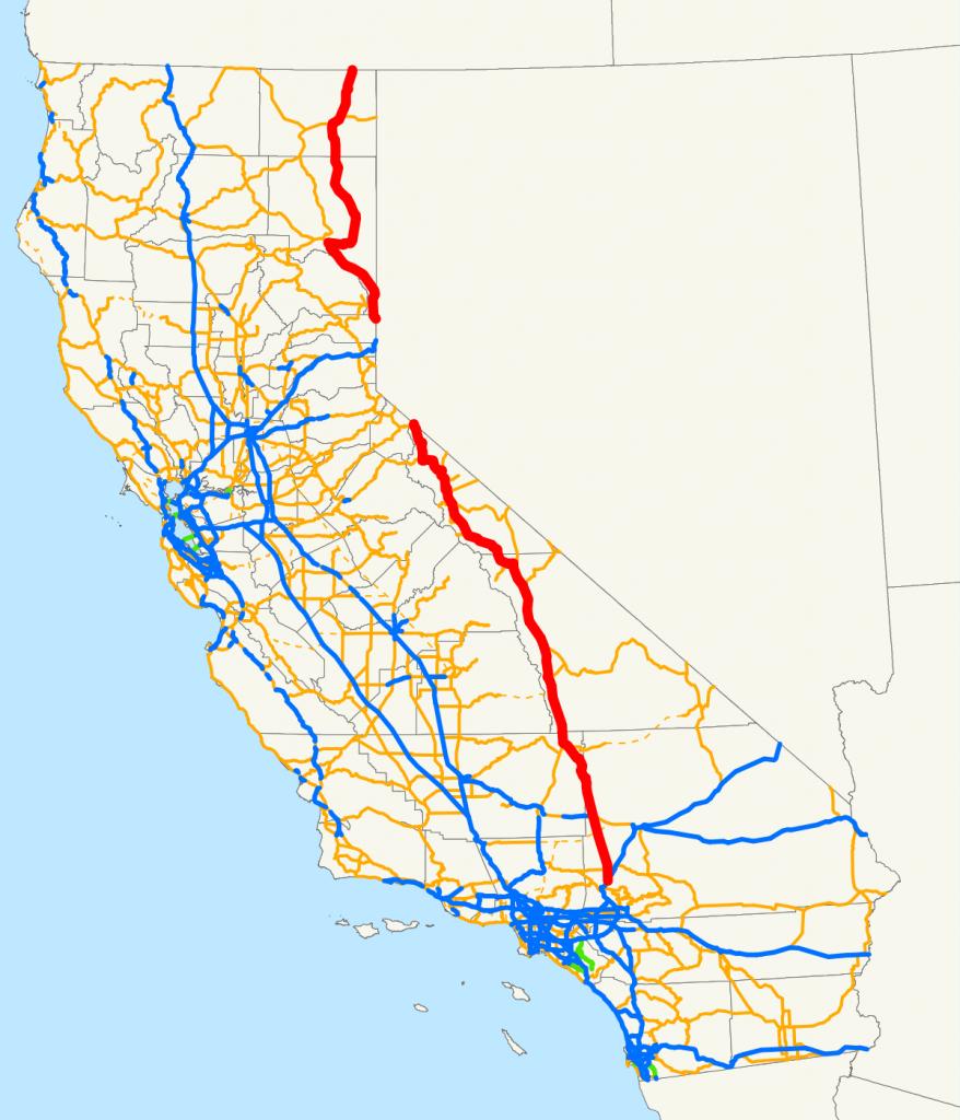 U.s. Route 395 In California - Wikipedia - Highway 41 California Map