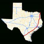 U.s. Route 59 In Texas   Wikipedia   Atlanta Texas Map
