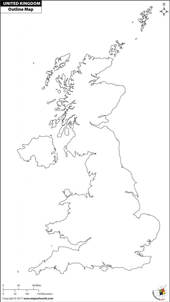 Uk Outline Map For Print | Maps Of World | England Map, Map, Map Outline - Blank Map Of Scotland Printable