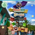 Ultimate Guide To Universal Citywalk Orlando   Universal Studios Florida Citywalk Map