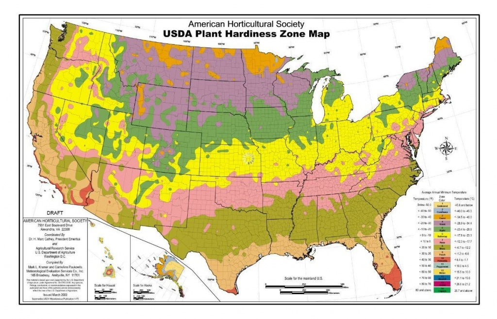 Understanding A Heat Zone Map For Gardening In Chicago - Lawnstarter - Florida Growing Zones Map