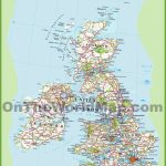 United Kingdom Road Map   Printable Road Maps Uk