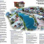 Universal Orlando Maps   Universal Studios Florida Citywalk Map