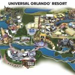 Universal Resort Map. Staying At Hard Rock Hotel Means You're Close   Florida Map Hotels