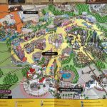Universal Studios Hollywood | Favorite Places!! | Universal Studios   Universal Studios California Map