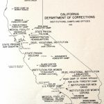 Unlocking History: California Men's Colony Was Once Wwii Military   California State Prisons Map