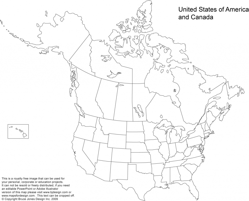 Us And Canada Printable, Blank Maps, Royalty Free • Clip Art - Map Of Canada Black And White Printable