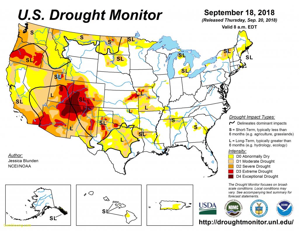 Us Census Califronia Heat Map Census Beautiful U S Drought Monitor - Heat Map Southern California
