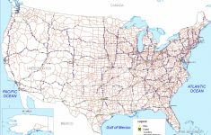 Us Highway Map | Images In 2019 | Highway Map, Interstate Highway – Printable State Maps With Highways