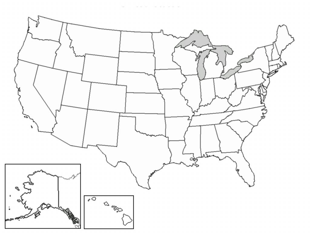 Us Map Outline Transparent Usa Outline Unique Printable Us State Map - Printable Usa Map Outline