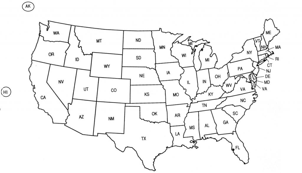 Us Map States Quiz Printable 4003 Unique Us Map Test Printable - Us States Map Test Printable