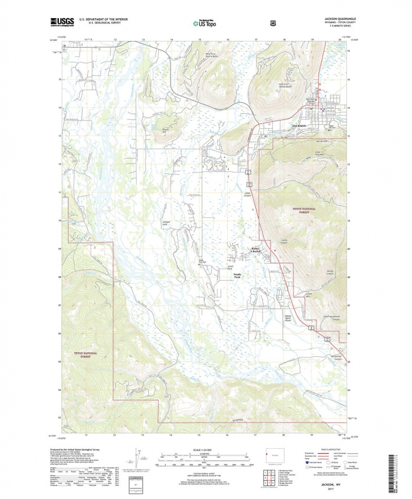 Us Topo: Maps For America - Printable Topo Maps