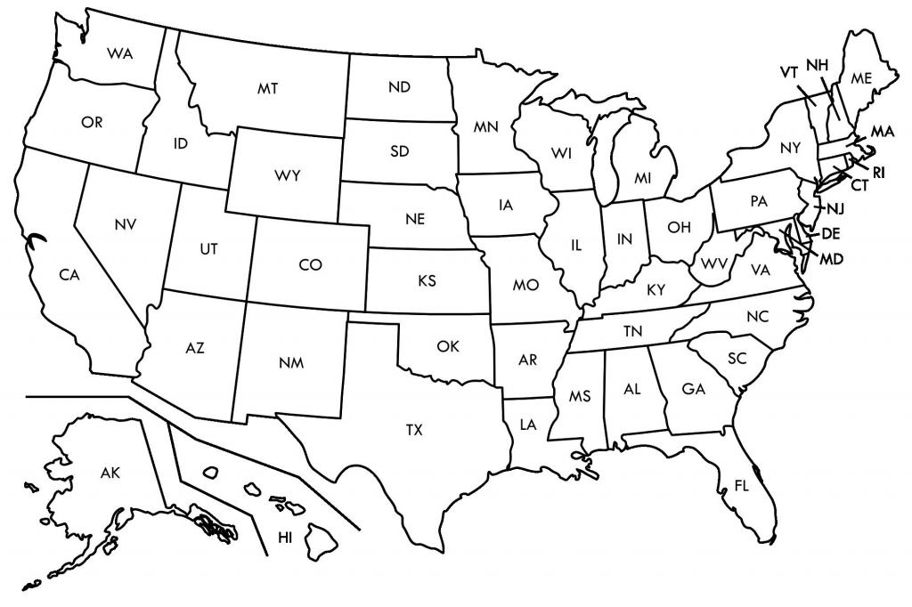 Usa Map Outline Transparent | Sksinternational - Printable Usa Map Outline