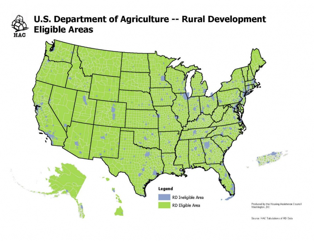 Usda Home Loan Requirements [Updated 2018] | The Lenders Network - Usda Map Florida