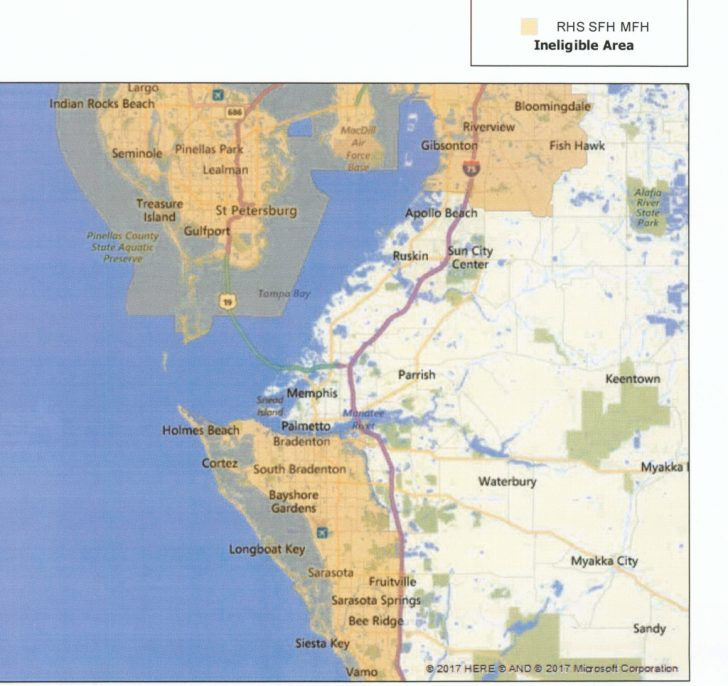 Usda Rural Development Map Florida