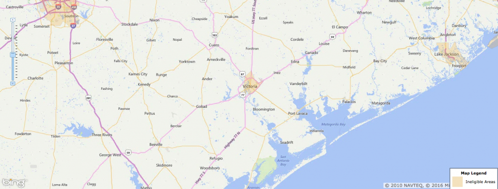 Usda Rural Development Loan - Victoria, Tx - Usa Home Financing - Usda Loan Map Florida