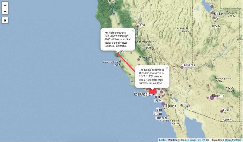 Use These Tools To Help Visualize The Horror Of Rising Sea Levels - Florida Water Rising Map