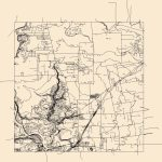 Usgs Combined Vector For Crosby, Texas 20160525 7.5 X 7.5 Minute   Crosby Texas Map