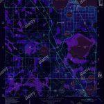 Usgs Topo Map Florida Fl Frostproof 346354 1953 24000 Inverted   Frostproof Florida Map