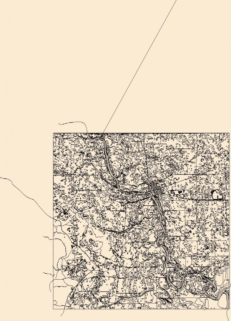 Usgs Topo Map Vector Data (Vector) 5282 Branford, Florida 20180626 - Branford Florida Map