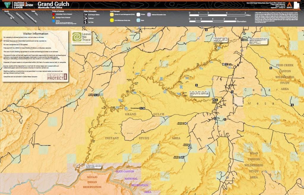 Utah - Maps | Bureau Of Land Management - Blm Land California Shooting Map