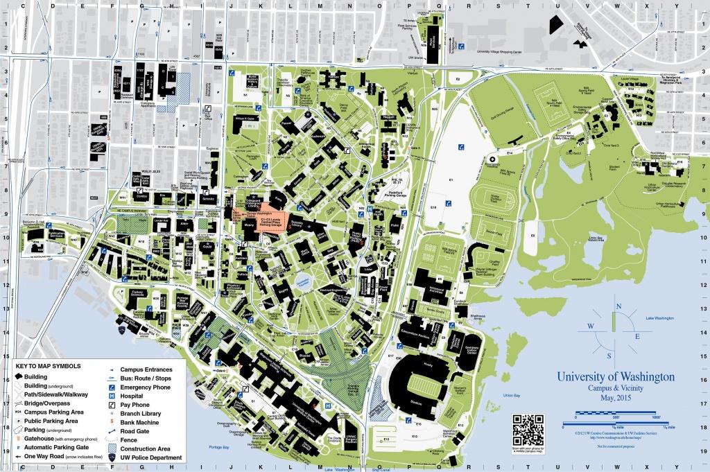 Uw Campus Maps   Dehazelmuis - Printable Uw Madison Campus Map