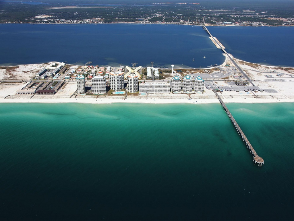 Venue | Navarre Beach Bash - Navarre Beach Florida Map